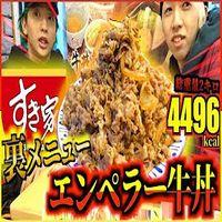 エンペラー牛丼(すき家)の値段や販売期間は?店舗も紹介!価格はキング牛丼2倍?