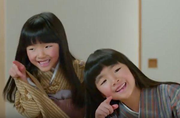 野口観光CM(どんぐり篇)で双子が笑うのはなぜ?意味や理由は?