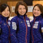 なぜ平昌オリンピックのカーリング女子選手は可愛い?美人揃い?