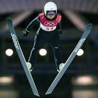 スキージャンプ(平昌オリンピック)の緑線はなに?なぜ夜中開催?