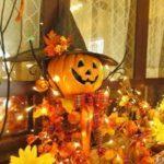 ハロウィンの飾り付けはいつからいつまで?最適な期間や時期を紹介!
