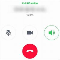LINE「Full HD voice」の雑音解除方法やオンオフ機能はないの?