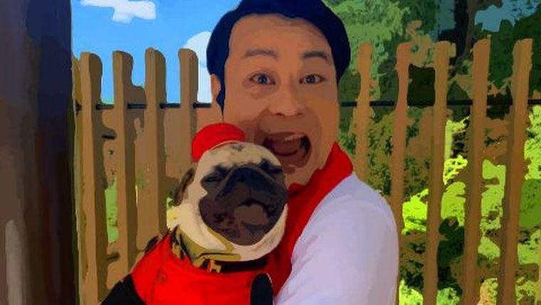 ホテルズドットコムCMの犬の声は誰?パグは有名声優が担当?