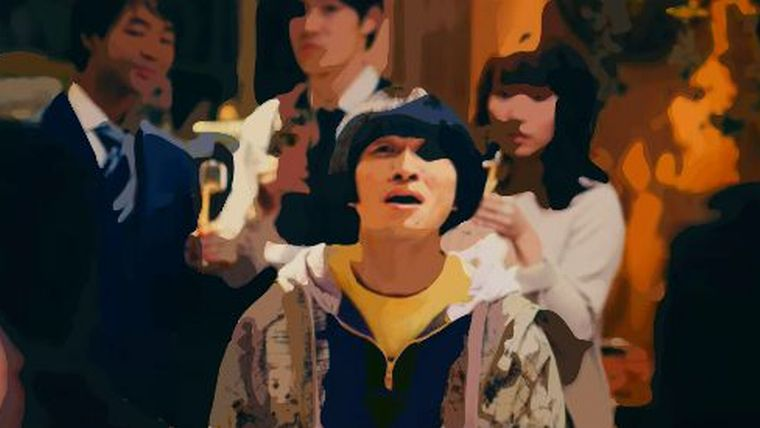 DYM就職CM俳優は誰?おかっぱ頭の男性!宇垣美里出演