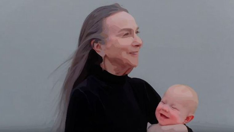 サンスターCMの外国人女性モデルは誰?87歳現役お婆さん!