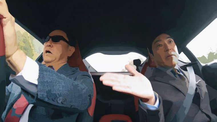 トヨタイムズCM車種とカメラを紹介!香川照之が社長にインタビュー