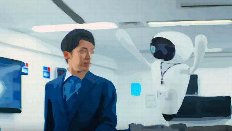 スターツCMロボットはWALL-E(ウォーリー)イヴのパクりなの?